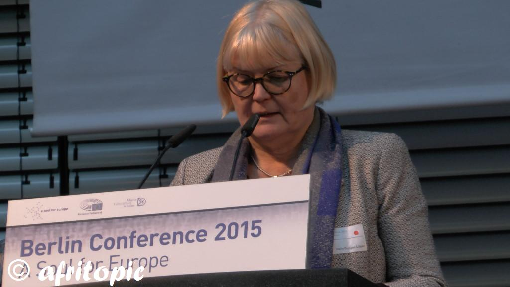Berlin Conference 2015