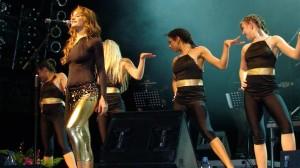 Atiye Deniz in concert 2007