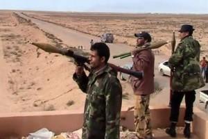 Libya's Revolution 2011