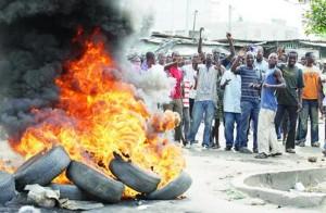 Ivory Coast Crisis 2011