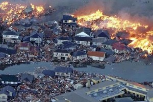 Earthquake, tsunami and nuclear crisis in Japan