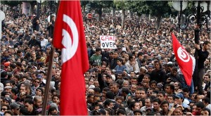 Tunisia Revolution 2011