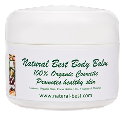 Natural Best body Balm