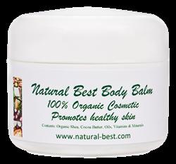 Natural Best Body Balm