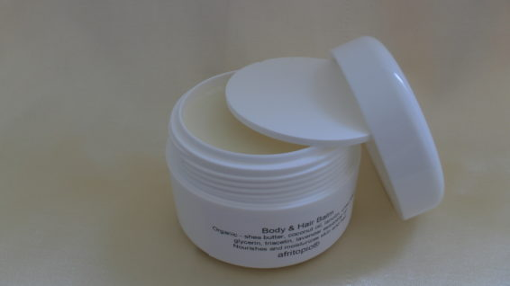 Body and Hair Balm 1